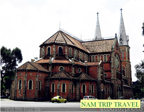 Tour Củ Chi và Sài Gòn 1 Ngày 240.000
